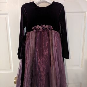 Girls Size 12 Formal Party Dress